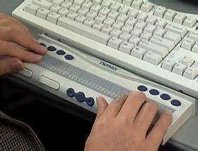 keyboards for the blind all about braille six dots four perspectives visually