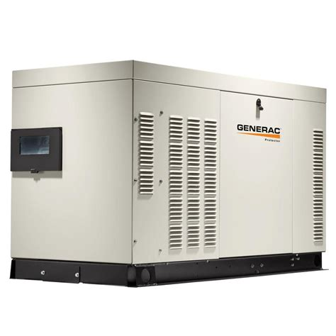 kohler 8 000 watt air cooled standby generator with 100