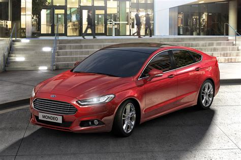 New Ford Cars 2015 by Ford Mondeo 2015 Cars Models