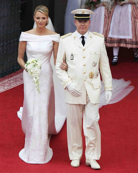 hochzeitskleid charlene von monaco the 17 best royal wedding dresses of all time martha