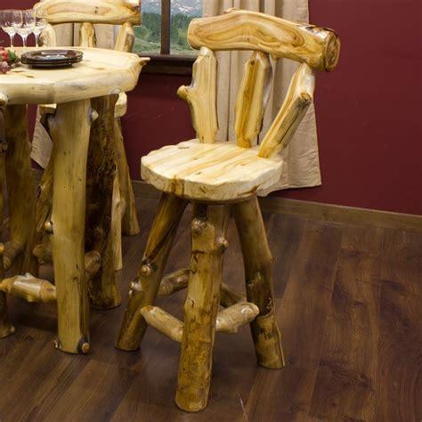 Log Bar Stools 25 Best Ideas About Log Bar Stools On Western
