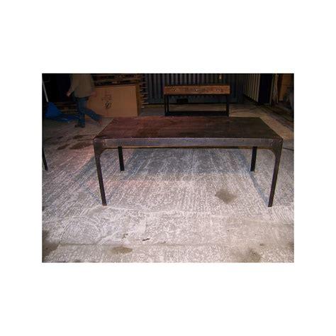 Table En Fer Industriel by Table En Fer Style Industriel
