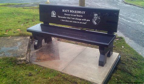 how to get a memorial bench granite memorial benches