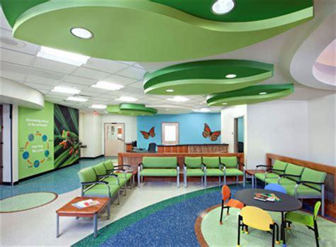 uva emergency room children s hospital of richmond pediatric er receives two design awards