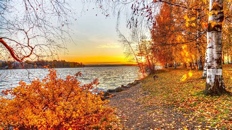 laptop landscape wallpaper autumn landscape wallpapers wallpaper cave