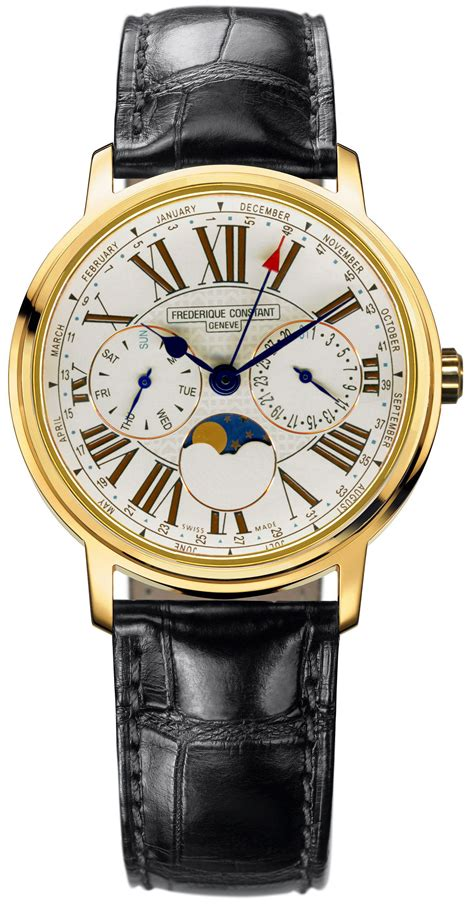 frederique constant persuasion business timer s
