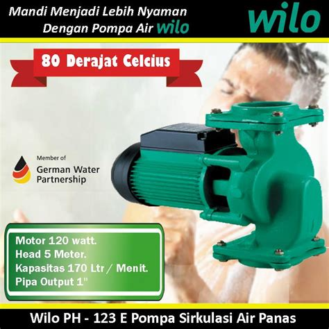 Pompa Air Pedrollo Hfm 6 B sell wilo ph 123 e pompa sirkulasi air panas water circulation pumps from indonesia by