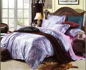 Luxury Bedding Sets Wholesale Wholesale 2015 New 4pcs Flower Luxury Comforter Jacquard