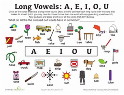 0008185778 special sounds level kg long vowel sounds worksheet education