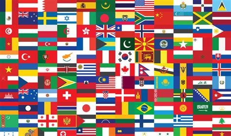 flags of the world how many flags of the world berger blog