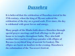 Dussehra Essay For Class 4 by Indian Cultural Diversity Festivals
