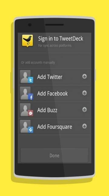 tweetdeck for android tweetdeck android app free androidfry