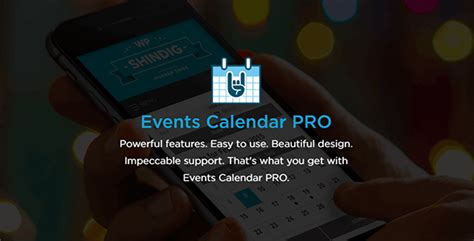 Events Calendar Pro Events Calendar Pro 4 4 19