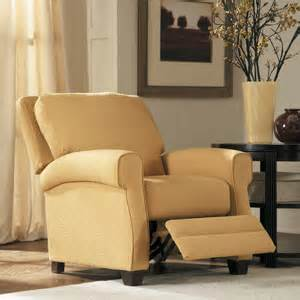 Recliners That Do Not Look Like Recliners by Homefurnishings Com Reclining In Style