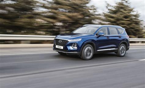 2019 Hyundai Santa by 2019 Hyundai Santa Fe Bolder Looks And An Optional Diesel