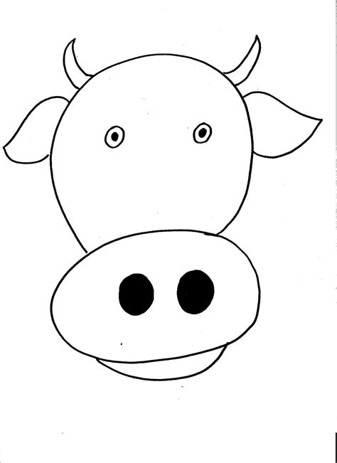back to back drawing template speech therapy with miss cows can t fly activity