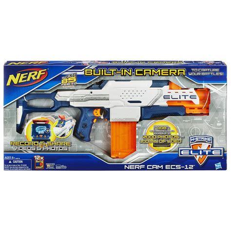 nerf toys nerf n strike elite nerf ecs 12 blaster toys