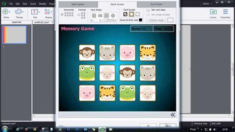 javascript tutorial memory game adobe captivate 8 tutorial memory game in adobe captivate