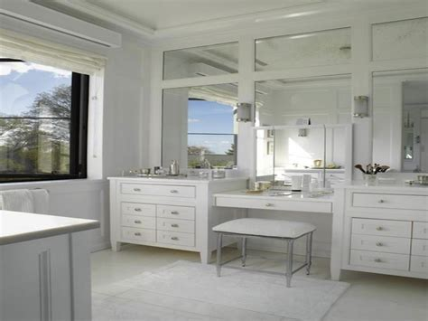 Master Bathroom Vanities Ideas by Bathroom Vanities With Makeup Area Master Bathroom Vanity