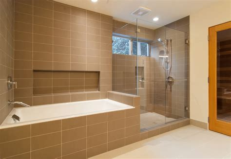 Bathroom Shower And Tub Ideas Shower Tub Tile Ideas Door Closed Calm Wall Paint Home Depot Porcelain Tile Wall Lighting