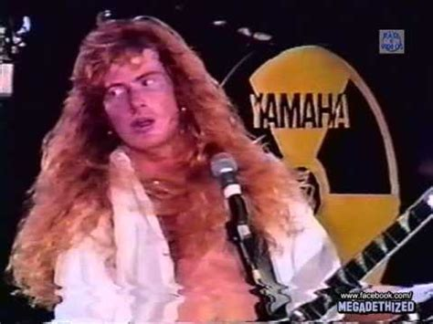 darkest hour ventura megadeth in my darkest hour live at rock in rio 1991
