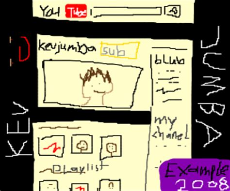 youtube channel layout 2015 old youtube channel layout