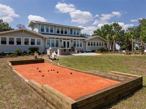 backyard bocce court 1000 ideas about bocce ball court on pinterest bocce