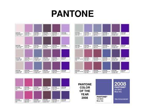 Pantone Colors by Violeta