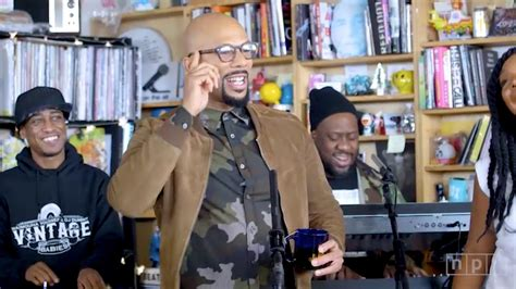 brandys bob on the new episode of the game watch august greene stands tall on tiny desk grammy com