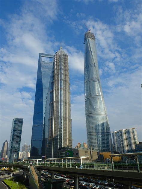 shanghai tower skyscraper  shanghai thousand wonders