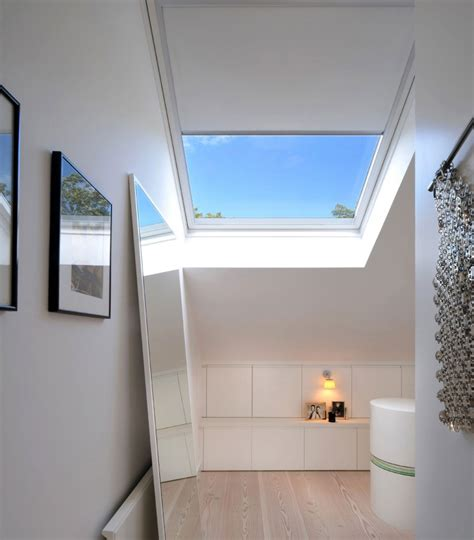let there be light skylights offer natural light to your scandinavian styled interiors brighten an elegant london home
