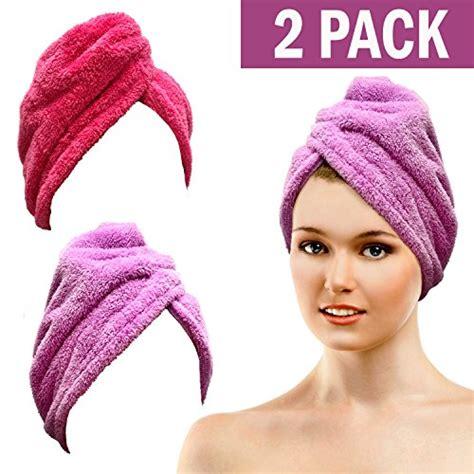 Hair Dryer Or Towel bath blossom microfiber hair towel fast drying hair wrap