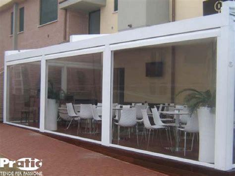 tende per esterni in pvc chiusure per esterni in pvc per balconi verande porticati bar