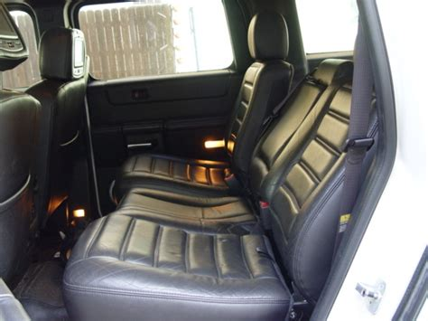 reclining rear seats we sell the only hummer h2 rear seat reclining kit it