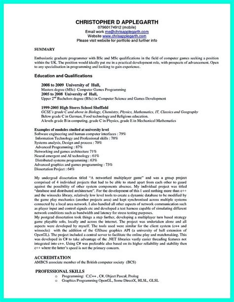Well Formatted Resume by 2695 Best Images About Resume Sle Template And Format On Business Intelligence