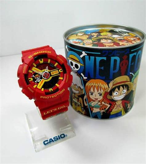 Casio G Shock Ga 110 Serie Ducati live photos g shock mukiwara luffy ga 110