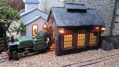 Yard Shed Plans dkl garden railway buildings