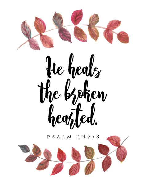 he heals the brokenhearted living and loving after rejection books he heals the broken hearted psalm 147 3 brokenness is a