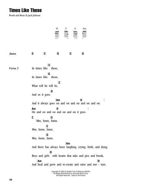 ukulele tutorial jack johnson times like these jack johnson ukulele chords ningportfun mp3