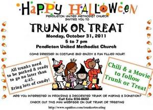 trunk or treat car ideas trunk or treat cute flyer idea