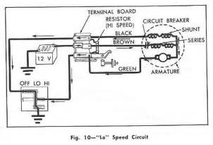 lo speed windshield wiper circuit diagram for the 1961 chevrolet truck circuit wiring diagrams