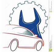 Automobile Workshop Logo Stock Vector  Image 53015656