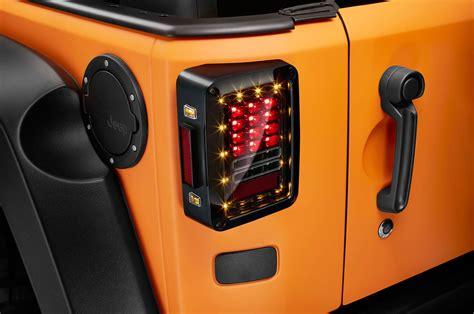wrangler jk led lights jeep wrangler 5th generation jk led light set