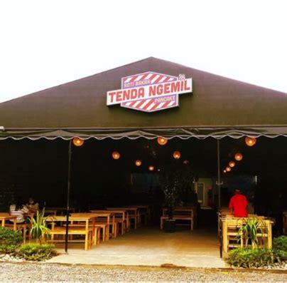 Tenda Warung warung tenda bintang lima eat and taste