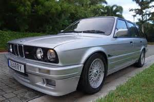 Bmw 325 I Bad This 1989 Bmw 325i M Tech Touring From Florida Is Rhd