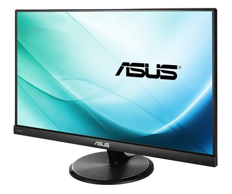 Led For Asus 140 Slim Wide asus vc239h 23 wide ips led 1920x1080 16 9 80000000 1 5ms hdmi dvi d d sub speaker 3 years