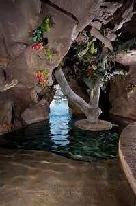 Backyard Cave Ideas 25 Spectacular Tropical Pool Landscaping Ideas