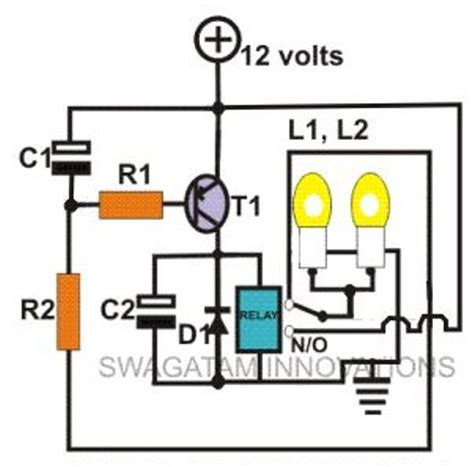 3 prong flasher relay wiring diagram get free image