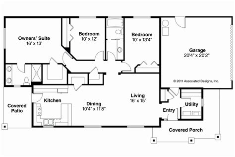 small rectangular house plans story rectangular house plans lovely small ranch floor 3 bedroom 2 bath 4 bedroom modern shaped