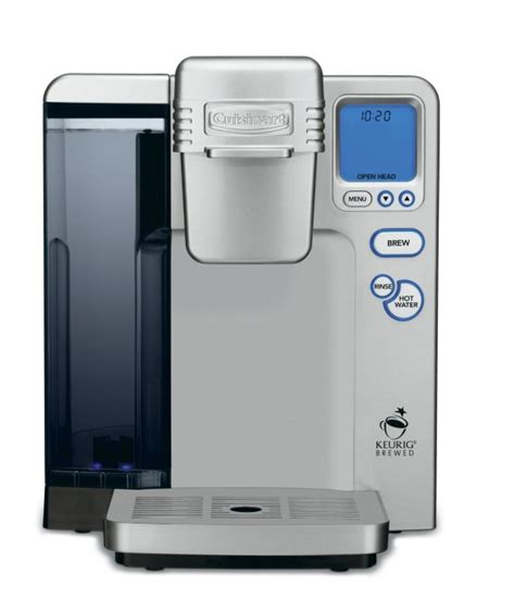 Cuisinart Single Serve Coffee Maker (SS 700) Review   Appliance Savvy